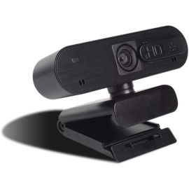 Mytrix AutoFocus Full HD 1080P PC USB Webcam with Privacy Protector, Dual Denoise Microphone for Conferencing and Video Calling, 360 Degree Rotation, Highly Compatible for Windows, MAC, Skype, Zoom (Used like new)
