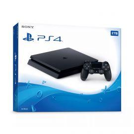 Mytrix Playstation 4 Slim 2TB Console with DualShock 4 Wireless Controller Bundle, Playstation Enhanced by Mytrix