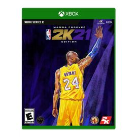 NBA 2K21 Mamba Edition, 2K, Xbox Series X
