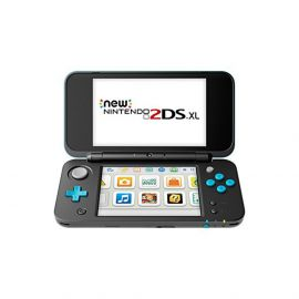 New Nintendo 2DS XL Gaming Console With Your Choice of Options: Console, Games and Accessories