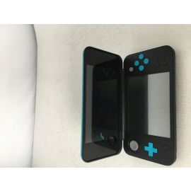 Nintendo New 2DS XL - (Black + Turquoise) (Broken)