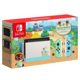Nintendo - Switch - Animal Crossing: New Horizons Edition 32GB Console