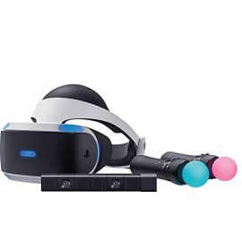Play Station VR Starter Bundle, Playstation VR Starter Pack PSVR Bundle