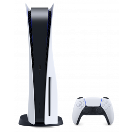PlayStation 5 Console With Disc Reader