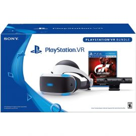 PlayStation VR Gran Turismo Sport Bundle New