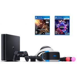 PlayStation VR Launch Bundle 3 Items:VR Launch Bundle,PlayStation 4 and VR Game Disc PSVR EV-Valkyrie