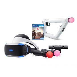 PlayStation VR Starter Bundle 3 Items: VR Starter Bundle, PSVR Aim Controller Farpoint Bundle