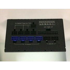 Rosewill Quark 650 Watt Gaming Computer Power Supply 650W 80 Plus Platinum( Broken )