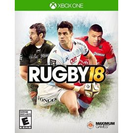 Rugby 18 - Xbox One Game Disc
