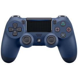 Sony DualShock 4 Wireless Controller - Midnight Blue - PlayStation 4