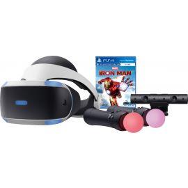 Sony Interactive Entertainment - PlayStation VR Marvel Iron Man VR Bundle