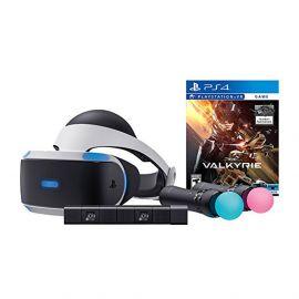Sony PlayStation VR Valkrie Starter Bundle 4 items: VR,motion, camera and vr game disc- PSVR EVE: Valkyrie - PlayStation 4