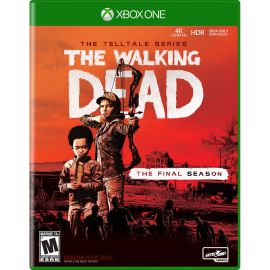 Telltale The Walking Dead: The Final Season, Skybound Games, Xbox One Game Disc