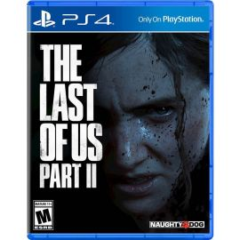 The Last of Us Part II Standard Edition - PlayStation 4