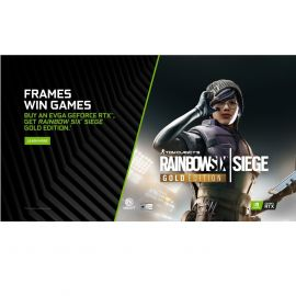 Tom Clancy's Rainbow Six Siege Gold Edition - Digital Redeem Code - PC - RTX GPU Required