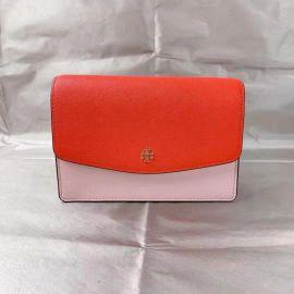 Tory Burch 82332 0521 Emerson Mini Shoulder Bag Crossbody Handbag Leather