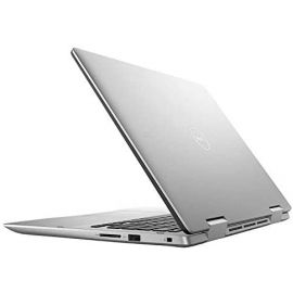 """Used Dell Inspiron 14"""" 2 in 1 FHD Touchscreen Home and Business Laptop, Ryzen 5-3500U, 8GB RAM, 1TB SSD+1TB HDD, 4 Cores up to 3.70 GHz, Vega 8 Graphics, USB-C, Backlit, Fingerprint, Webcam, Win 10"""
