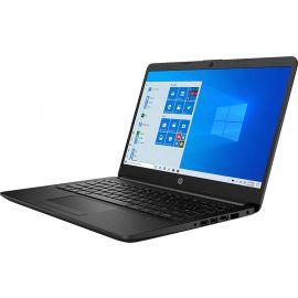 Used HP - 14 inch Laptop - AMD Athlon Silver 3050U- 8GB Memory - 256GB SSD -802.11ac-WiFi-Bluetooth- Jet Black