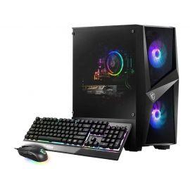 Used Like New MSI Codex X ZS Gaming Desktop PC, AMD 8-Core Ryzen 7 3700X, Radeon RX 5600 XT, 16GB DDR4 RAM, 512GB SSD+1TB HDD, Wi-Fi 6, RJ-45 Ethernet, Win 10
