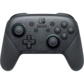 Used Nintendo Switch Pro Controller with Super Mario Odyssey