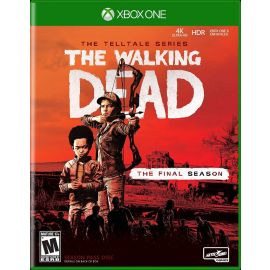 Used The Walking Dead: The Final Season - Xbox One Game Disc
