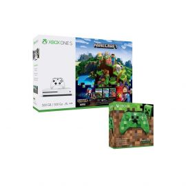 30 Off Xbox One S 500gb Minecraft Complete Adventure And Extra