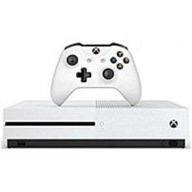 Xbox One S White 1TB Gaming Console (Used Like New)