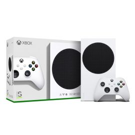 Xbox Series S Gaming Console with Your Choices of Games, Controllers & Accessories