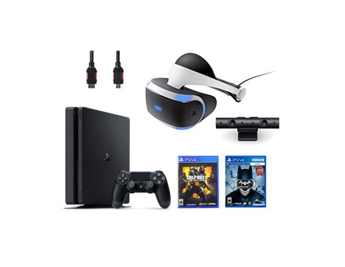 30 Off Playstation Vr Bundle 4 Items Vr Headset Playstation