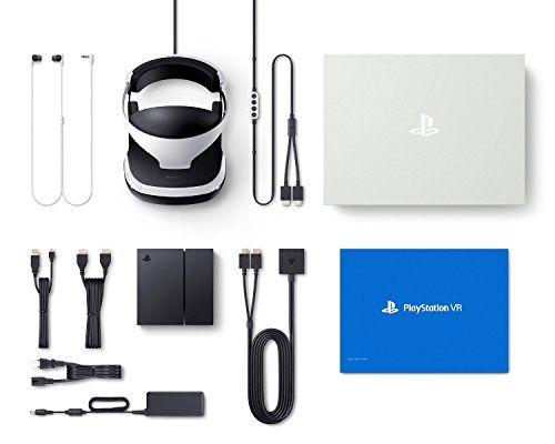 Sony PlayStation VR Resident Evil 7, resident evil 7 vr ps4:Biohazard Starter Bundle 4 items:VR Headset,Move Controller,PlayStation Camera Motion Sensor,Resident Evil 7:Biohazard Game Disc